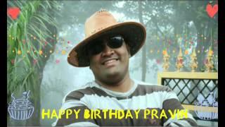 Happy Birthday Pravin