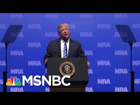 False Alarm Why President Trump s Wall Emergency Is A Fraud The Beat With Ari Melber MSNBC