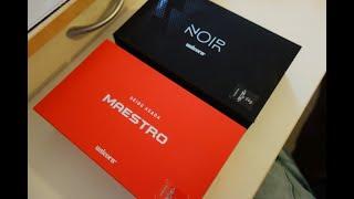 Unerwartete Luxus Darts: Paket Von Unicorn! Seigo Asada 24g Noir Vs ... Maestro?! Unboxing Review