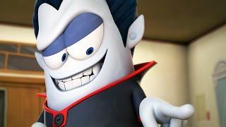 Funny Animated Cartoon   Spookiz Season 1 - Bad Karma   스푸키즈   Cartoon for Kids