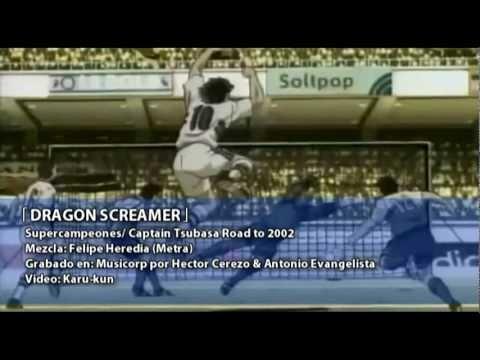 「DRAGON SCREAMER」 - RICARDO SILVA