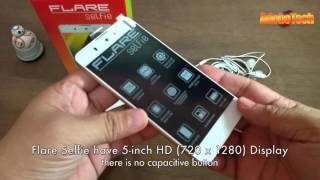 Cherry Mobile Flare Selfie Unboxing and Hands-on