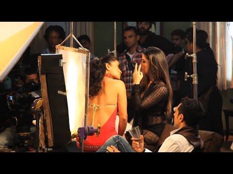 Xxx Mp4 Sunny Leone Liplocks With Sandhya Mridul Making Of Ragini MMS 2 3gp Sex