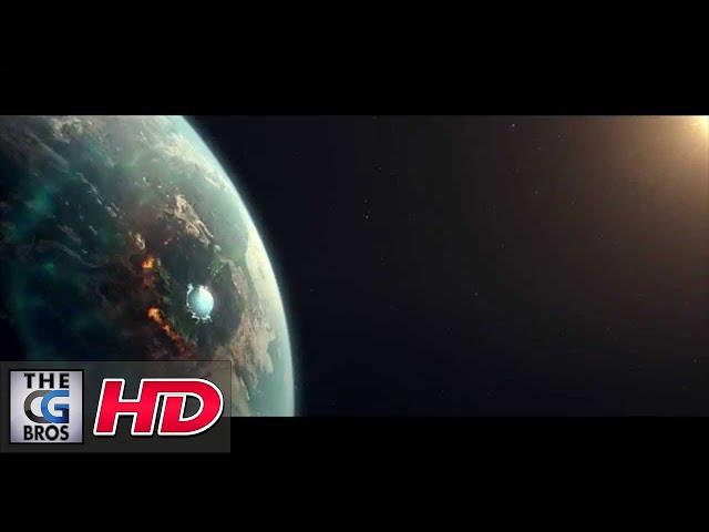 "CGI VFX Short Films HD: ""The Black Case"" - (ArtFX)"