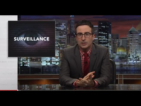 Xxx Mp4 Government Surveillance Last Week Tonight With John Oliver HBO 3gp Sex