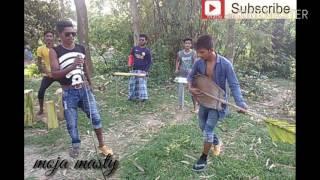 Bangla New Funny Song Hariye Jawa Fatema 2017 | moja masty