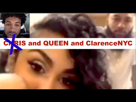 Xxx Mp4 Queen Working On A Couple S Channel With Clarence NYC 3gp Sex