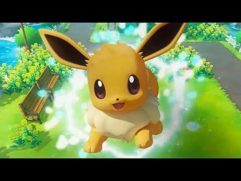 Xxx Mp4 Pokémon Let S Go Pikachu And Pokémon Let S Go Eevee Official Switch Announcement Trailer 3gp Sex