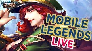Cie PG PC Baru - Mobile Legends Indonesia Live
