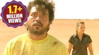 Yuganiki Okkadu Scene - Adventure Scene In Desert - Karthi Sivakumar, Reema Sen, Andrea Jeremiah