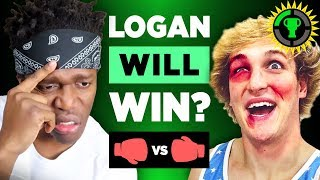 Game Theory: KSI vs Joe Weller vs Logan Paul - Why Logan Paul Would Win!