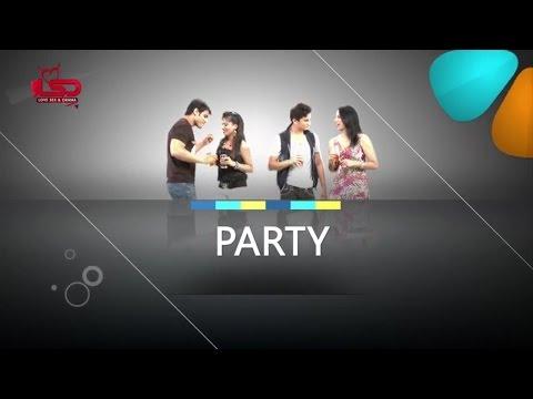 Ideal Body Language During Parties - Kalyani Kamble - Body Language