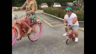 La bicicleta versión enana