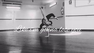 Like I'm gonna lose you - Jasmine Thompson ll Choreography by Brighit Mercado