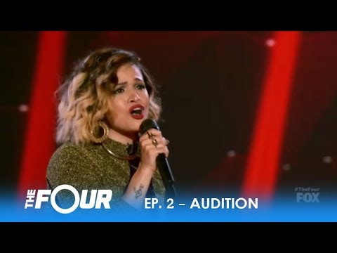 Whitney Reign This Chicago Mama SLAYS Issues In Audition S2E2 The Four