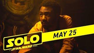 """Solo: A Star Wars Story   """"Han Meets Lando"""" Clip"""