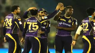 IPL 2016 Highlights Match 32 -KKR VS KXIP –  Kolkata Knight Riders vs Kings XI Punjab Highlights