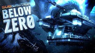 Subnautica: Below Zero - SEA TRUCK GAMEPLAY FOOTAGE! + Base Overhaul - Subnautica Below Zero Updates