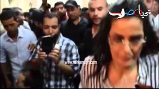سما المصري في حماية البودي جارد