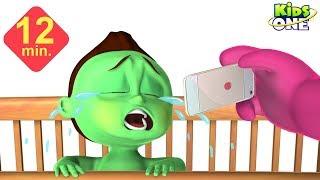 HULK Vs BEAR | Mr Bear wants to Sleep | BABY HULK wants iPhone 7 | Funny Prank Video for Kids