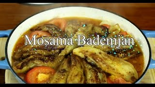 Mosamma Bademjan Eggplant Recipe _ Cooking with Toorandokht