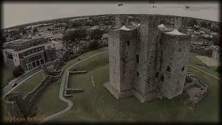 Trim Castle Ireland 800years ago