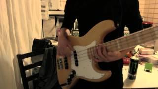 [Alexandros]City弾いてみた[Bass]