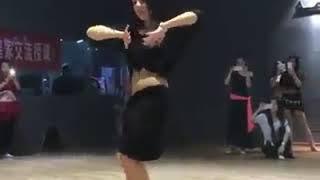 رقص نار 🔥