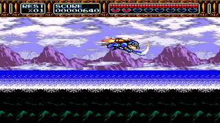 Play it Through - Rocket Knight Adventures