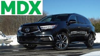 4K Review: 2017 Acura MDX Quick Drive | Consumer Reports