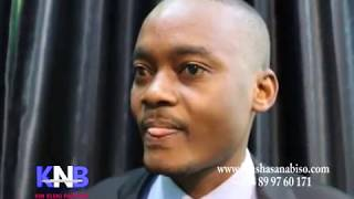 Journaliste Serge KABONGO a répondre naba menaces ya  UNC   KNB 21 Sept. 2018