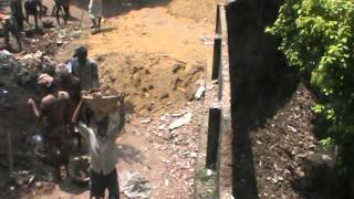 How Draine  Fill-Up In Chittagong By SHORONIKA Club Love Lane ---------Due to Their Construction