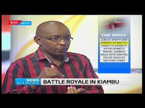 News Sources: Find out Jubilee's Smart politics tricks and tips, Part 1