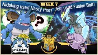 BERRIED INTO OBLIVION! Seattle Drizzlers vs. New York Noibats! APA Season 5 - Week 7