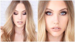 How To Rock A CASUAL Smokey Eye // Makeup Tutorial  ♥ stephaniemaii ♥