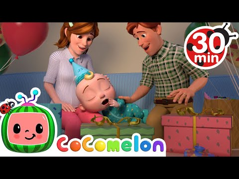 Night Before Birthday Song More Nursery Rhymes & Kids Songs CoComelon