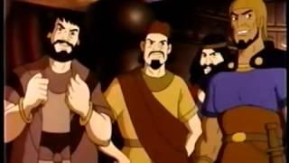 Samson and Delilah Children Bible Stories - Telugu Christian Songs