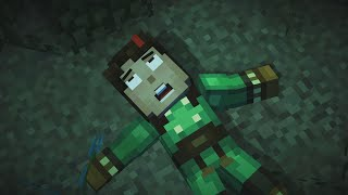Minecraft: Story Mode - All Deaths and Kills Episode 4 60FPS HD