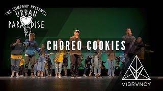 Choreo Cookies | Urban Paradise 2017 [@VIBRVNCY Front Row 4K] #urbanparadise2017