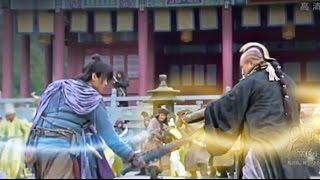 Yang Guo vs Jin Lun Guoshi - The Romance of The Condor Heroes