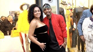 """Quinton Storm and Ebony Shea """"Marie Westwood Magazine"""" Bold & Gorgeous Edition Release Party"""