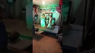 Old man enjoying dance