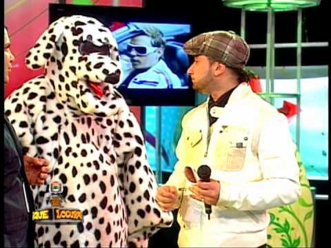 Que Locura Arriba juventud El perro loco con Alberto Spitale 10 06 2012