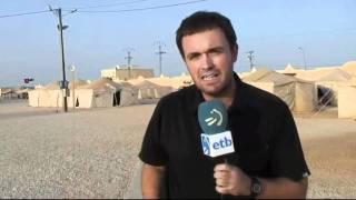 TUNEZ. Refugiados libios en Tataouine