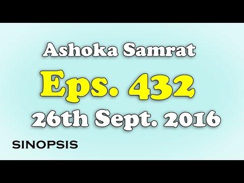 Chakravartin Ashoka Samrat Eps 432- 26th September 2016 | Sinopsis