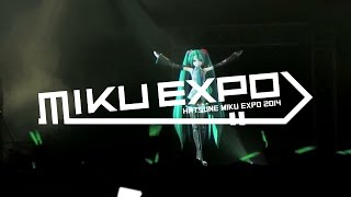 【初音ミク】 HATSUNE MIKU EXPO 2014 LIVE in INDONESIA 【OFFICIAL】