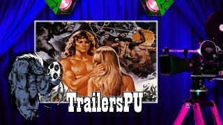 Adam and Eve vs the Cannibals aka Blue Paradise Trailer