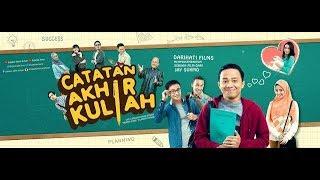 FILM CATATAN AKHIR KULIAH - TRAILER OFFICIAL