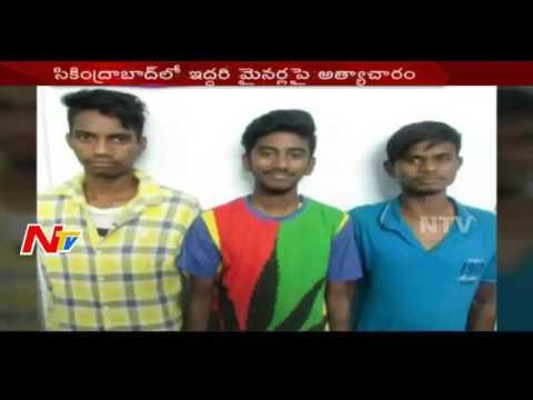 Xxx Mp4 3 Teenage Boys Gangrape Two Minor Girls In Secunderabad NTV 3gp Sex