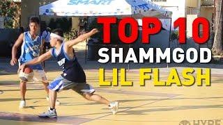 TOP 10 SHAMMGOD MOVES -  Lil Flash